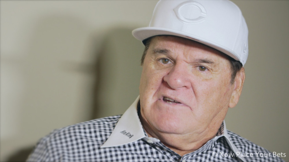 "Apr.06.17. Watch our interview with ""Hit King"" Pete Rose on Vimeo"