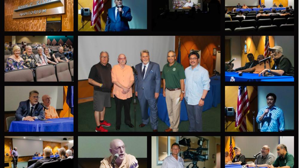 May.04.17. Showing and panel at CSN